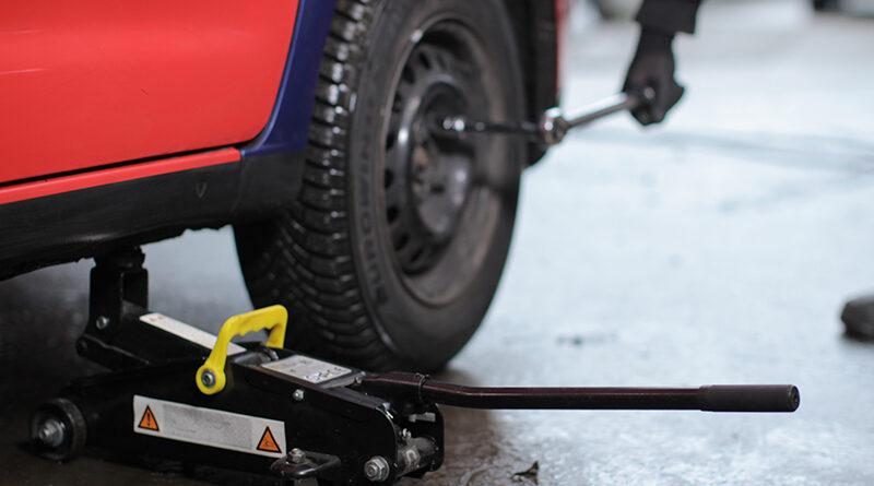 Anleitung Reifenwechsel